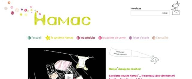 Hamac Paris communication online